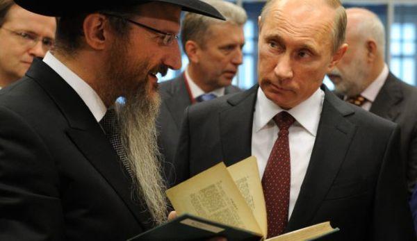 Ο Αρχιραβίνος της Ρωσίας «πιέζει» τον Πούτιν για το διεθνές διαθρησκειακό φόρουμ στην Μόσχα