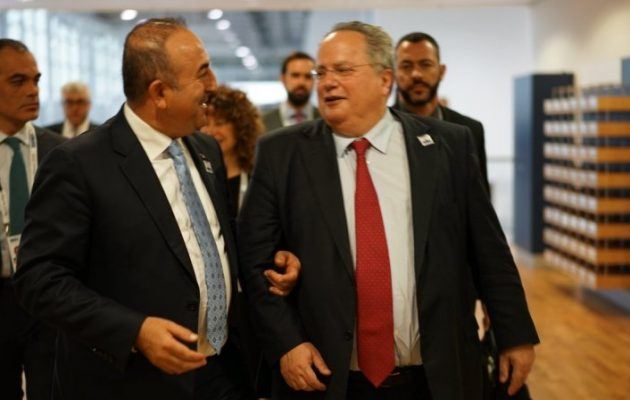 Κυπριακό: Συνάντηση Κοτζιά-Τσαβούσογλου, παραμένει το αδιέξοδο