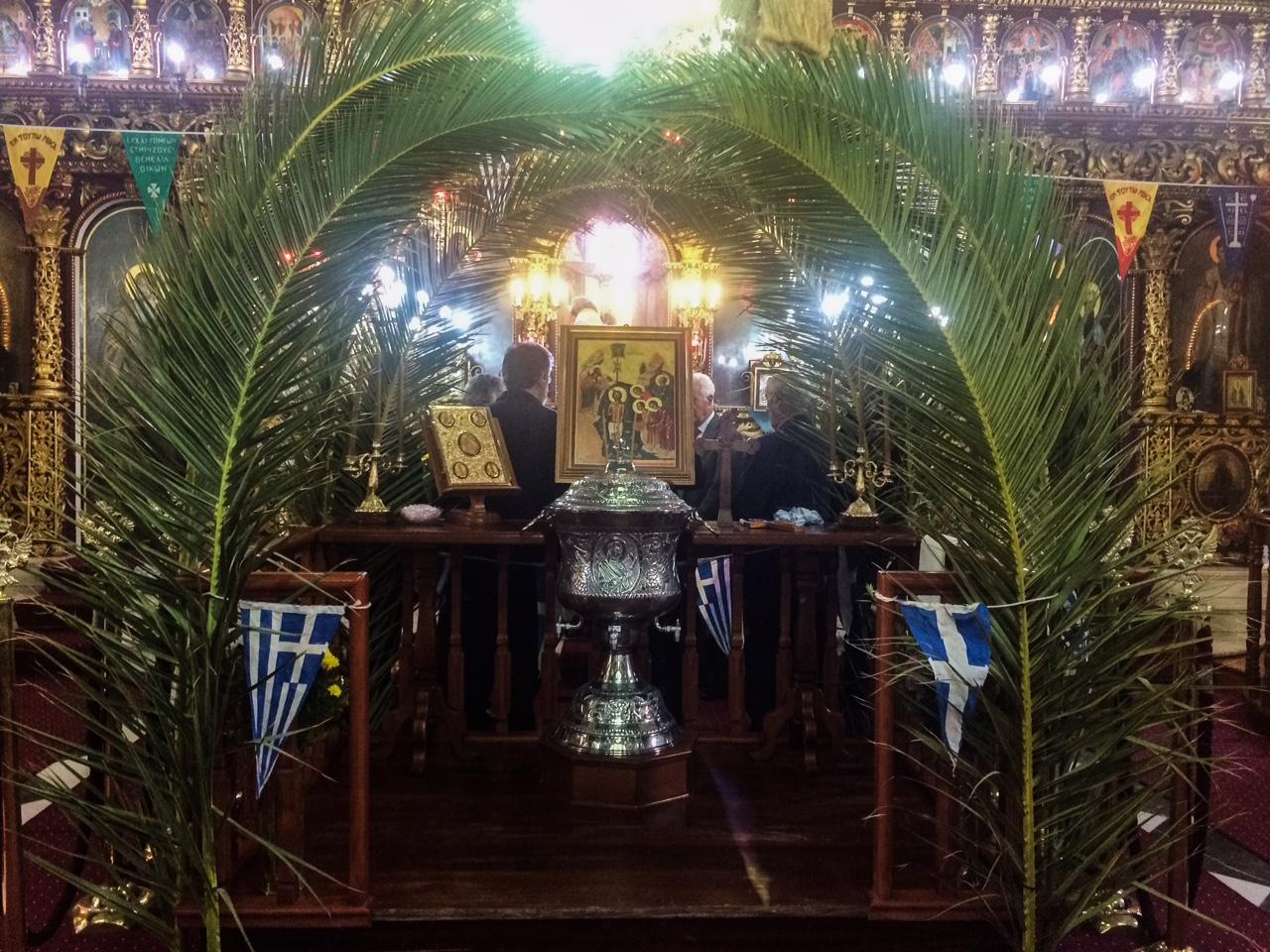 Ποια η  διάκριση μεταξύ του Μεγάλου και Μικρού Αγιασμού  στις Ακολουθίες των Θεοφανείων