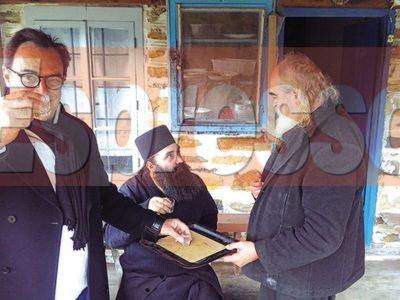 Άγιο Όρος: Ένας δημοσιογράφος από το Χόλιγουντ συναντά Αγιορείτες Πατέρες