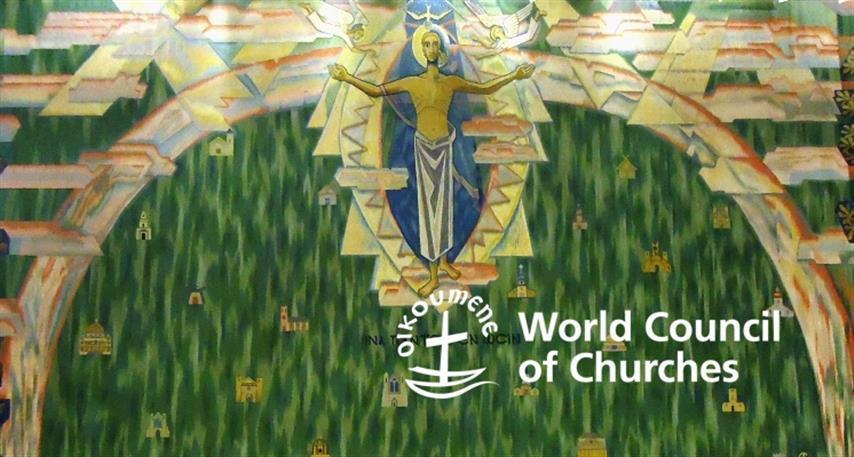Αντίχριστος έρχεται, από τον ανοιγμένο ουρανό: Αυτή είναι η εικόνα του Αντιχρίστου που υπάρχει στο Παγκόσμιο Συμβούλιο των Εκκλησιών;