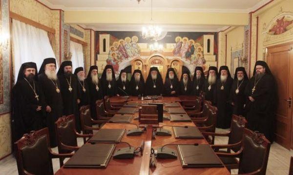Η Εκκλησία της Ελλάδος από πολύ νωρίς είχε ενημερώσει το ποίμνιό της για το κίνημα του Σώρρα (ΑνακοίνωσηΔιαρκούς Ιεράς Συνόδου )