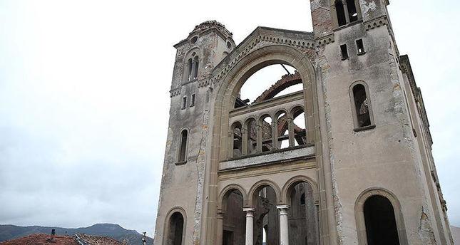 Τουρκία: Αποκατάσταση της εκκλησίας του Αγίου Γεωργίου στο Οσμανελί