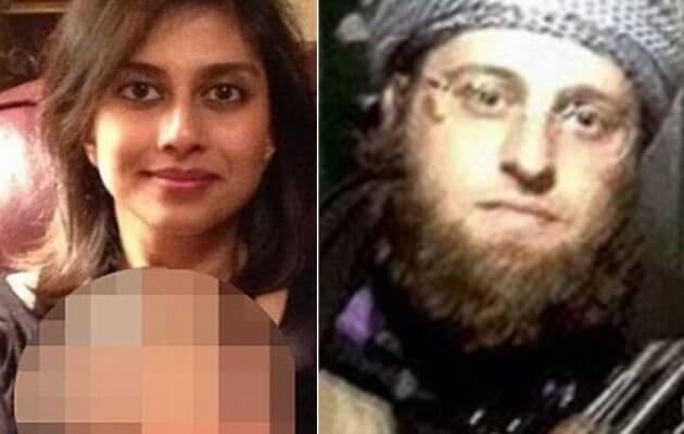 Αυτή είναι η σύζυγος του Έλληνα τζιχανιστή Τζον Γεωργελάς εμίρη του ISIS στη Συρία
