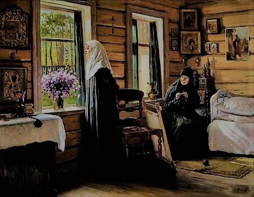 Έχεις κάνει ευσυνείδητα αυτή την ερώτηση στον ευατό σου...: 'Αν τούτη τη στιγμή μ' επισκεφθή ο Κύριός μου, τι γίνεται;