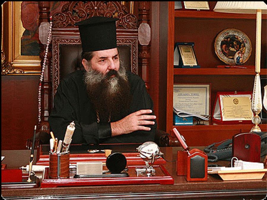 Πειραιώς Σεραφείμ: Να γιατί δεν υποδέχτηκε τον Κόπτη Πατριάρχη