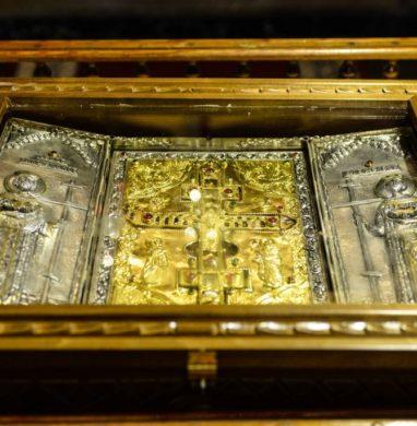 Το Τίμιο Ξύλο και το Ιερό Σκήνωμα της Αγίας Ελένης θα έρθουν στον Προσκυνηματικό Ναό της Αγίας Βαρβάρας