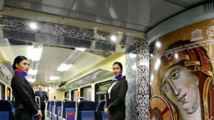 Βελιγράδι: Το τρένο γεμάτο εικόνες Αγίων,… που για λίγο έλειψε να προκαλέσει πόλεμο