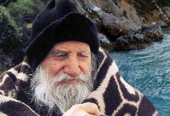 Αγιος Γέροντας Πορφύριος: Η τελευταία είσοδος στο Άγιον Όρος