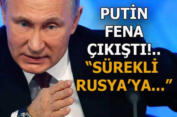 Πούτιν …μαινόμενος