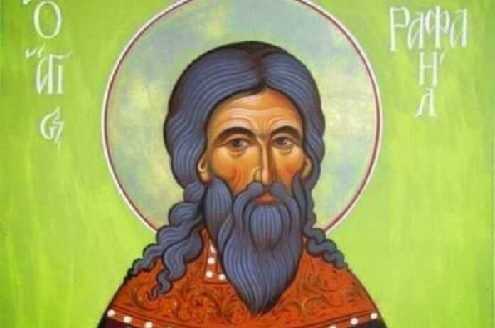 Θαύμα Αγίου Ραφαήλ: Ο παπάς μου είπε «Εσύ Θανάση θα πας στο σπίτι σου!»