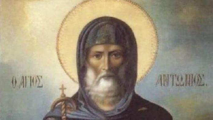 Αγιος Αντώνιος – Θαύμα: Ζωντανός μέσα στον τάφο