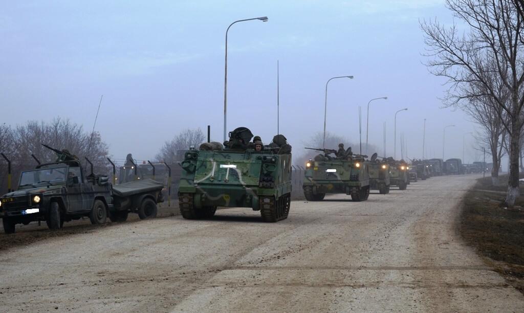 EKTAKTO: H 30η Μηχανοκίνητη Ταξιαρχία βγήκε στους χώρους διασποράς στον Βόρειο Έβρο – Στο Αιγαίο αναπτύσσεται ο Στόλος μας με ομάδες ΟΥΚ – Πρόβα πολέμου με την Τουρκία να απαιτεί όλο το Αιγαίο!