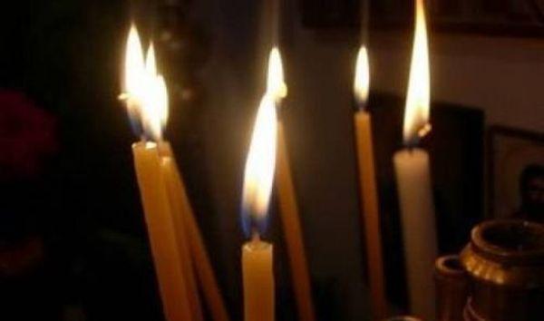 Αγίου Κυπριανού : Ενώπιον του θανάτου