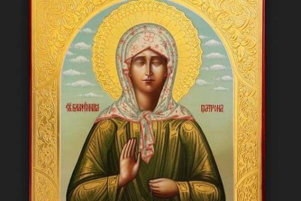 Αγία Ματρώνα: «Θα βάλουν μπροστά σας τον «Σταυρό» και το «Ψωμί» και θα σας πούν διαλέξτε!»