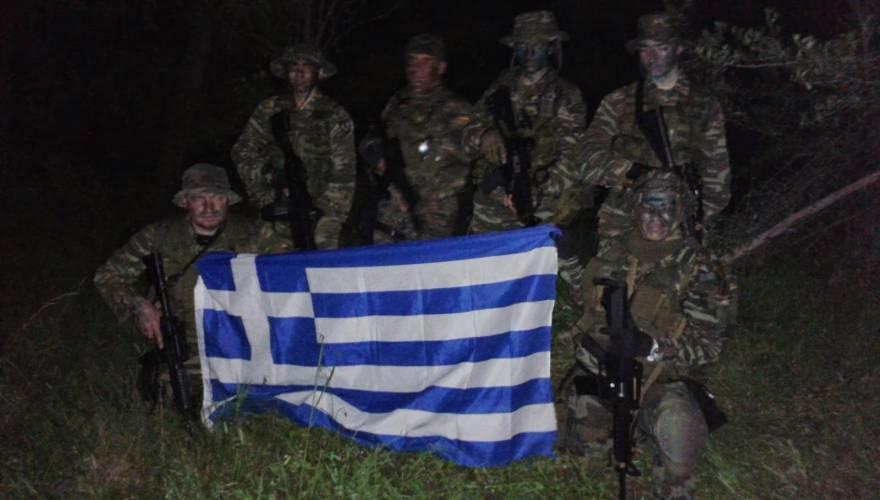 ΕΤΕΕΔ / Εθελοντικό Τμήμα Εφέδρων Ενόπλων Δυνάμεων (φωτό, βίντεο)