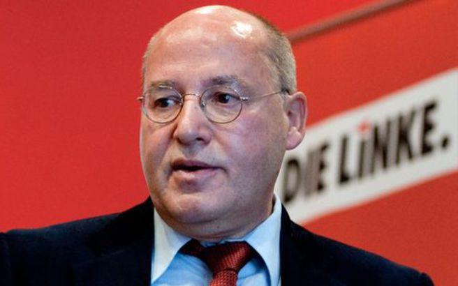 Γκίζι: Ένα Grexit θα ολοκλήρωνε το έργο του Σόιμπλε
