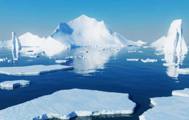 Υπάρχει πρόβλημα με τους πάγους στους πόλους – Είναι λιγότεροι από ποτέ