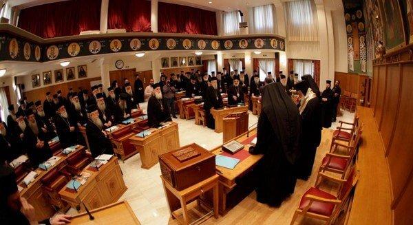 Δεκάδες νέους αγιομάρτυρες ανακήρυξε η Εκκλησία της Ελλάδος