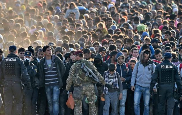 Η Ουγγαρία «μαντρώνει» πρόσφυγες και μετανάστες σε «καταφύγια»