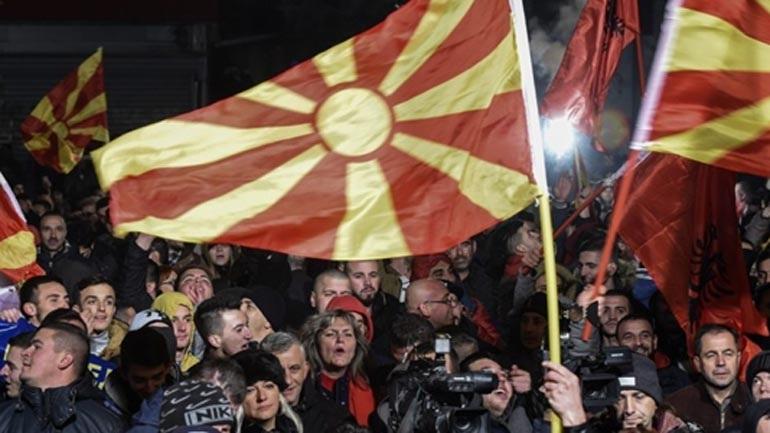 """Η Μόσχα κατηγορεί ΝΑΤΟ, ΕΕ ότι προωθούν πλατφόρμα """"μεγάλης Αλβανίας"""" στα Σκόπια"""