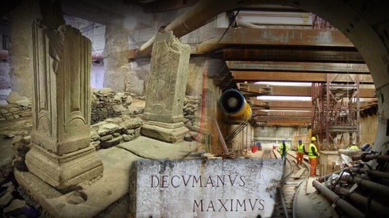 Αρχαιολογικός θησαυρός στη Θεσσαλονίκη