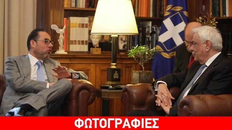 Πιτέλα προς Παυλόπουλο: Να κλείσει άμεσα η αξιολόγηση και να προχωρήσει η αναδιάρθρωση του χρέους