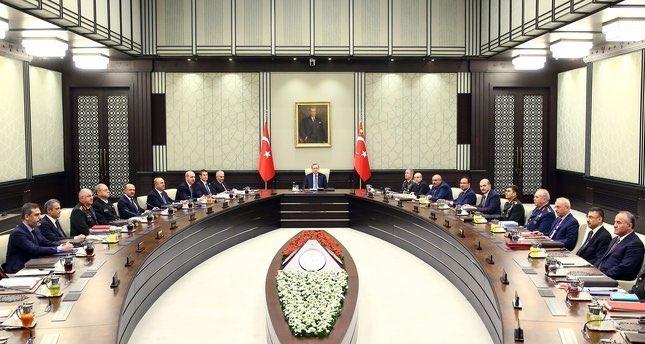 Μαραθώνια συνεδρίαση του τουρκικού Συμβουλίου Εθνικής Ασφαλείας-Έληξαν την επιχείρηση «Ασπίδα του Ευφράτη» – Αποδεσμεύουν δυνάμεις για Ελλάδα και Κύπρο!