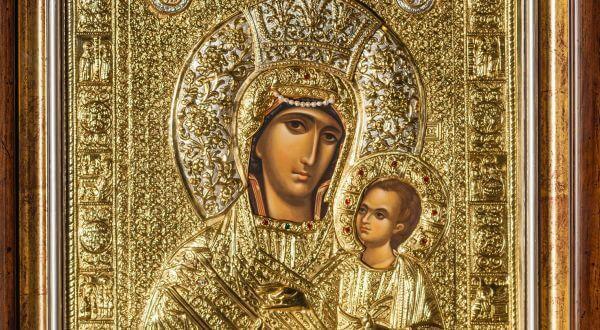 Η Αθήνα σήμερα υποδέχεται την Παναγία Βηματάρισσα από το Αγιο Όρος