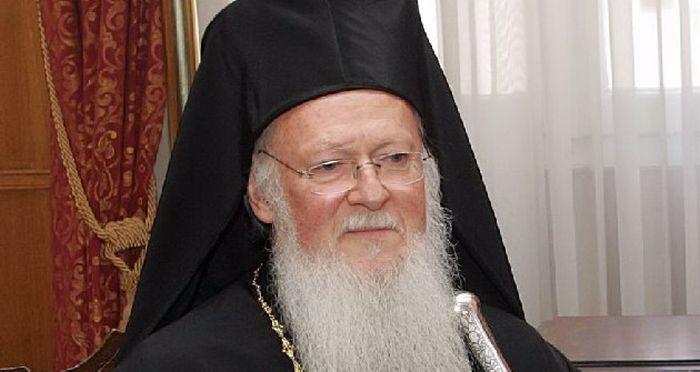 Ο Οικ.Πατριάρχης στα Ιεροσόλυμα για την τελετή παράδοσης του Παναγίου Τάφου