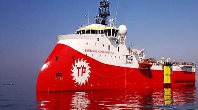 Νέα τουρκική Navtex για την κυπριακή ΑΟΖ – Καθ' οδόν το Barbaros!
