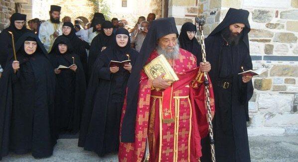 Ηγούμενος Ιεράς Μονής Δοχειαρίου : Βέβαια, δεν είναι εποχή θερισμού, αλλά...