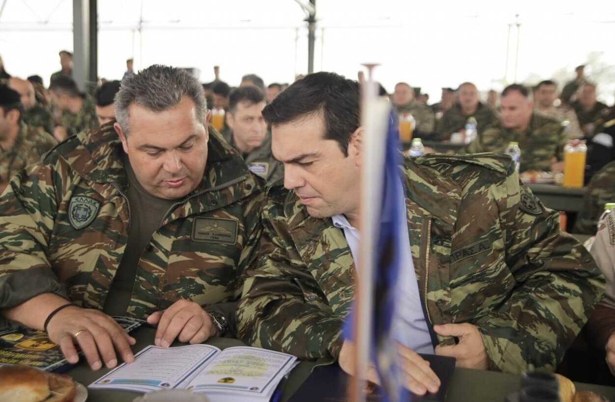 Στα άκρα οι ελλληνοτουρκικές σχέσεις: Νέο υβρεολόγιο Μ.Τσαβούσογλου κατά Π.Καμμένου και Α.Τσίπρα