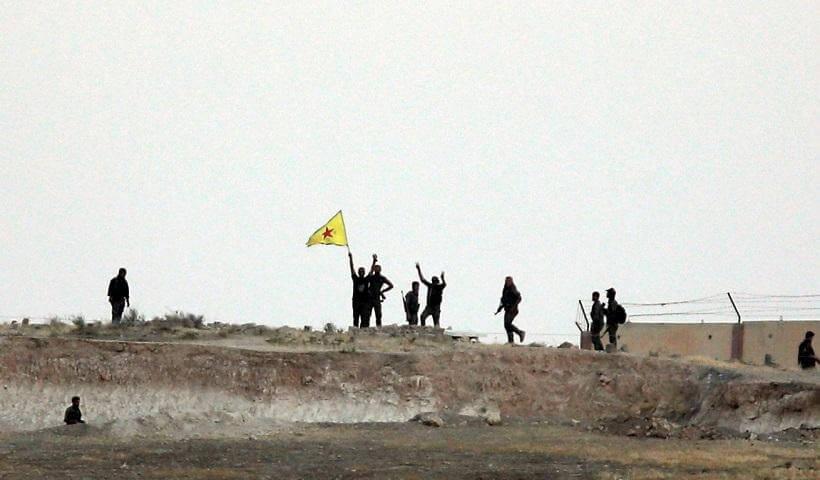 Οι Κούρδοι του PYD ανακήρυξαν την αυτονομία της Ιεράπολης