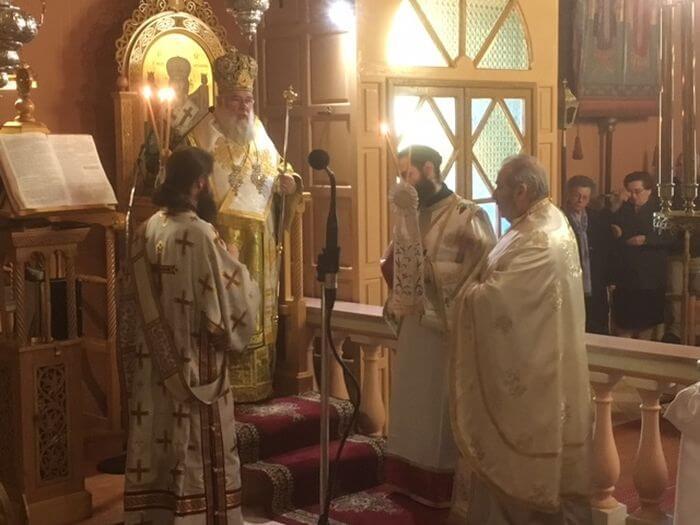 Κερκύρας Νεκτάριος: «Ο Τίμιος Σταυρός είναι σημείο αναφοράς για τους Ορθοδόξους Χριστιανούς»