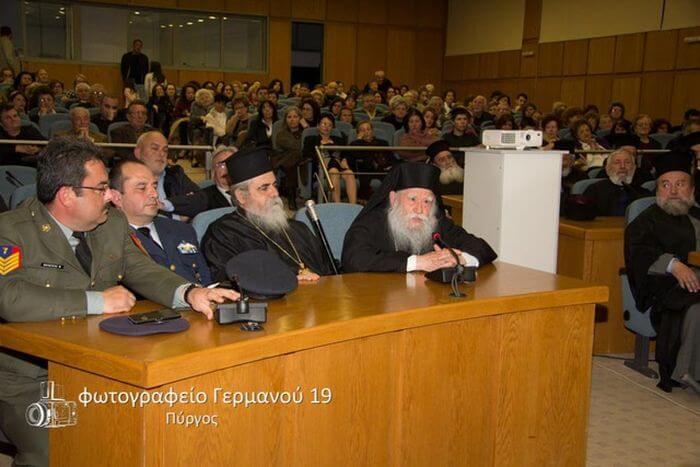 Η Νίκη το 1821 οφείλεται αποκλειστικά στην Ορθόδοξη Εκκλησία μας