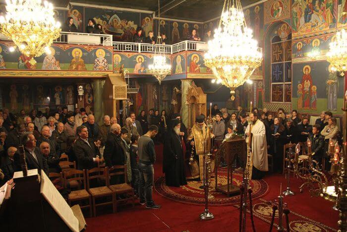 Το έργο του παπά Γρηγόρη, του ευσυνείδητου ιερέα!(Φωτο)