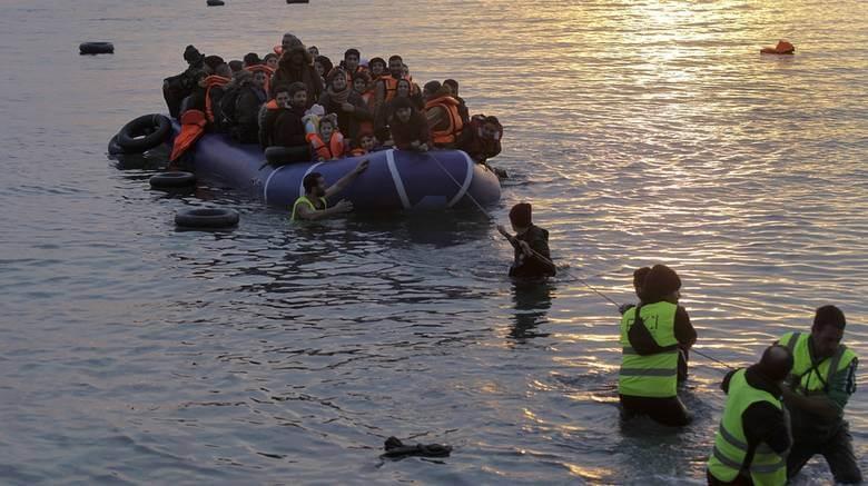 Προσφυγικό – Δραματική αύξηση των ροών από την Τουρκία στο Βόρειο Αιγαίο