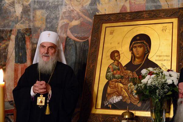 Πατριάρχης Σερβίας: «Ουδείς βοήθησε τη Σερβία περισσότερο από τους Έλληνες»