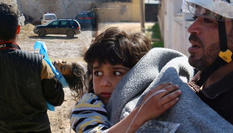 Χημικός όλεθρος στην Συρία-video