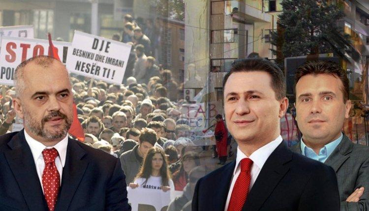"""Γιατί είναι""""Χύτρα που βράζει"""" η ΠΓΔΜ;"""