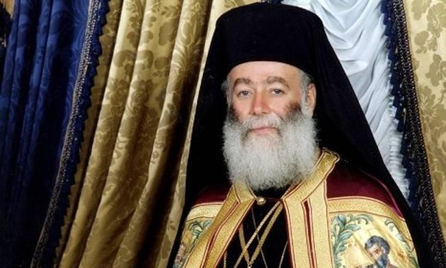 Πατριάρχης Αλεξάνδρειας: Όσες πανδημίες κι αν έρθουν, ο Άγιος Γεώργιος είναι νικητής