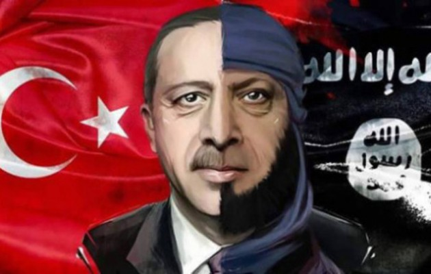 Αποκάλυψη «βόμβα»: Ο Ερντογάν πίσω από τις τρομοκρατικές επιθέσεις του ISIS