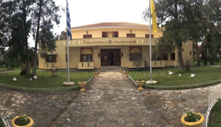 Πρόγραμμα ακολουθιών Μεγάλης και Διακαινησίμου Εβδομάδος 2017, Ι. Μονή Αγίου Ιωάννου στο Λιβάδι