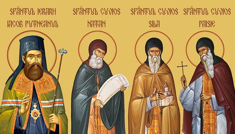 Τέσσερις αγιοκατατάξεις στο Πατριαρχείο Ρουμανίας: Όσιοι Ιάκωβος, Σίλας, Παΐσιος και Νάθαν