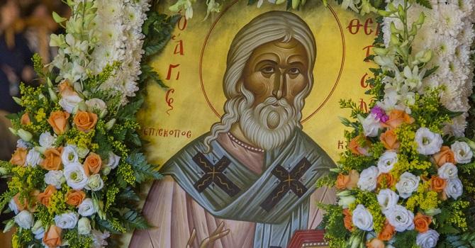 Παιδί μου, είμαι ο Άγιος Θεράπων και με στέλνει σε εσένα η Παναγία-(Μαρτυρία θαύματος!)