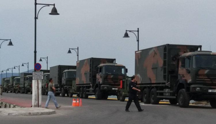 «Αν οι τουρκικές ένοπλες δυνάμεις που λαμβάνουν μέρος στην άσκηση «Θαλασσόλυκος», στο Αιγαίο, προχωρήσουν σε βολές επιφανείας θα έχουμε κλιμάκωση της έντασης», προειδοποίησε ο υπουργός Άμυνας Πάνος Καμμένος