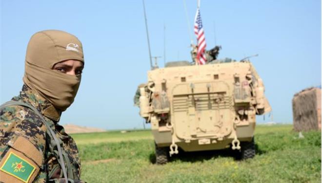 Για ποιο λόγο οι ΗΠΑ προτίμησαν τους Κούρδους