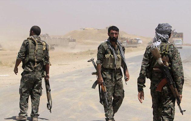 Με εντολή Τραμπ οι ΗΠΑ στέλνουν όπλα στους Κούρδους της Συρίας