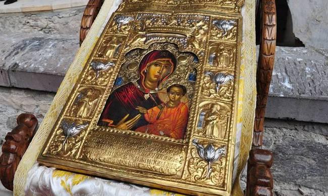 Η Θεσσαλονίκη υποδέχεται την Παναγία Σουμελά